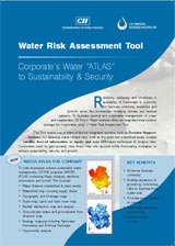 Watershed Risk Assessment Tool