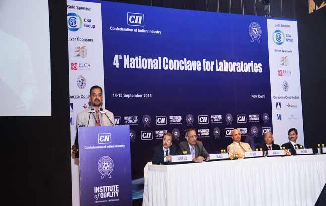 4th National Conclave for Laboratories