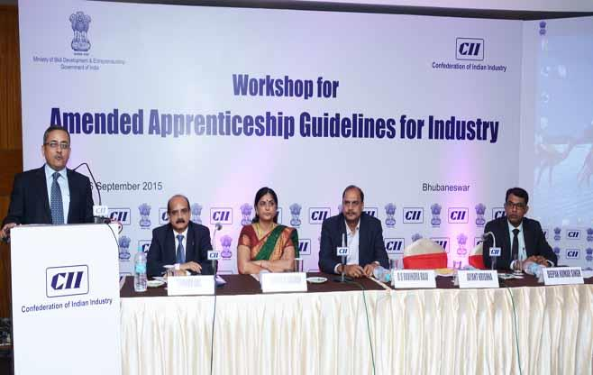 Workshop for Amended Apprenticeship