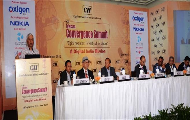 CII Telecom Convergence Summit