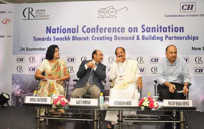 Sanitation Towards Swachh Bharat