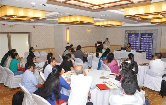 Workshop on Sexual Harassment