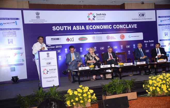South Asia Economic Conclave 2015