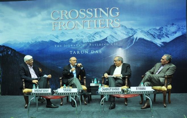 Crossing Frontiers