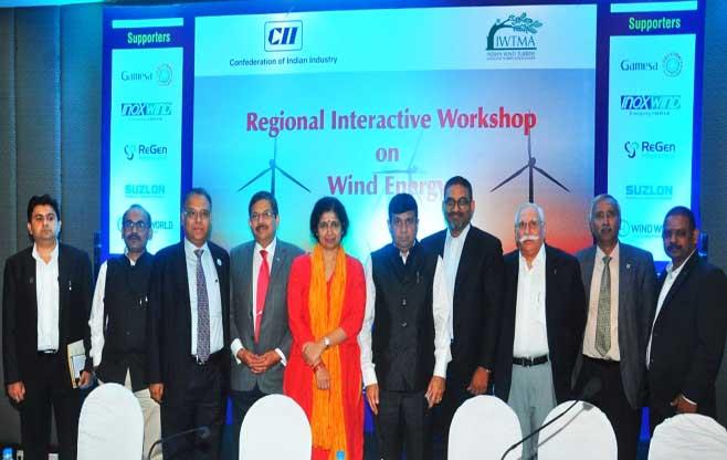 Interactive Workshop on Wind Energy