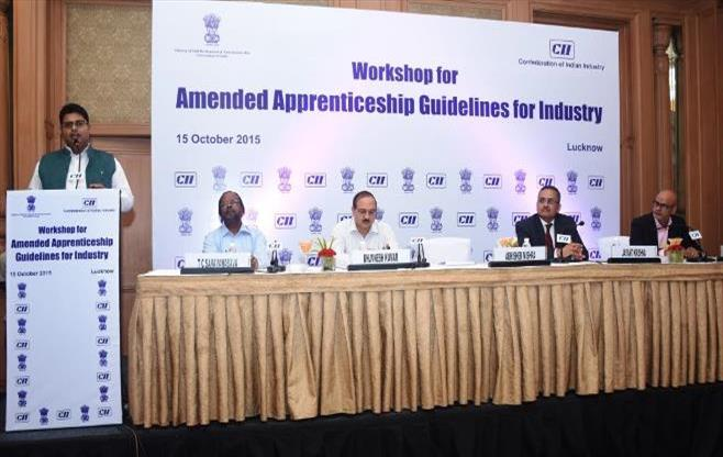 Workshop on Amended Apprenticeship