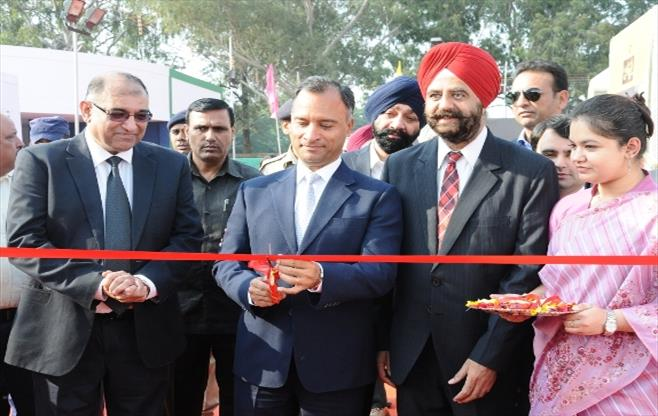 CII Chandigarh Fair 2015