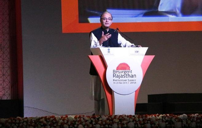 Resurgent Rajasthan Partnership Summit