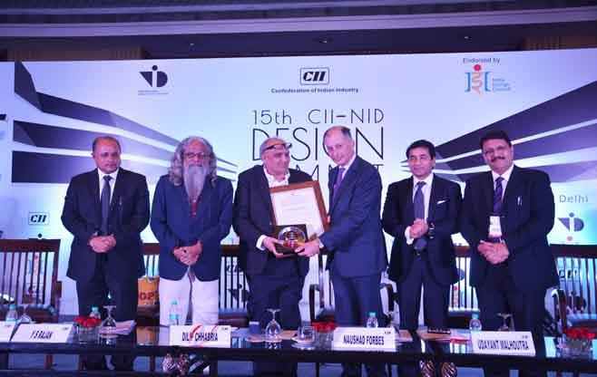 15th CII NID Design Summit 2015