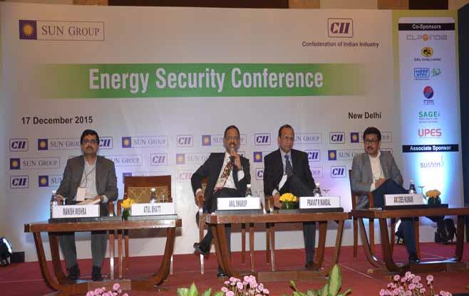 Energy Security Conference 2015