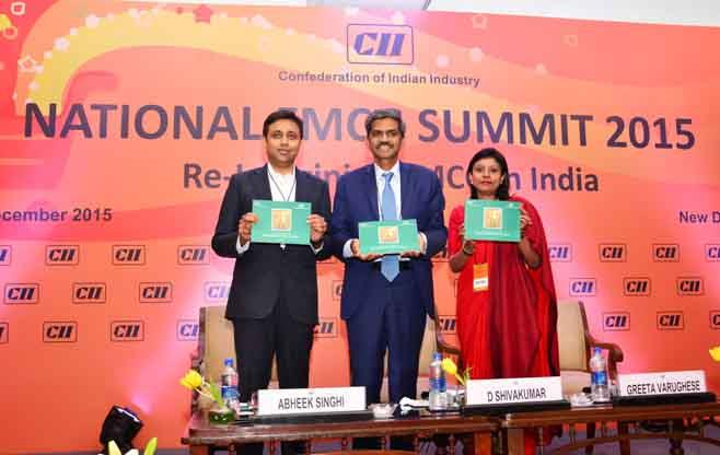 CII National FMCG Summit 2015