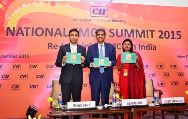 CII National FMCG Summit 2015