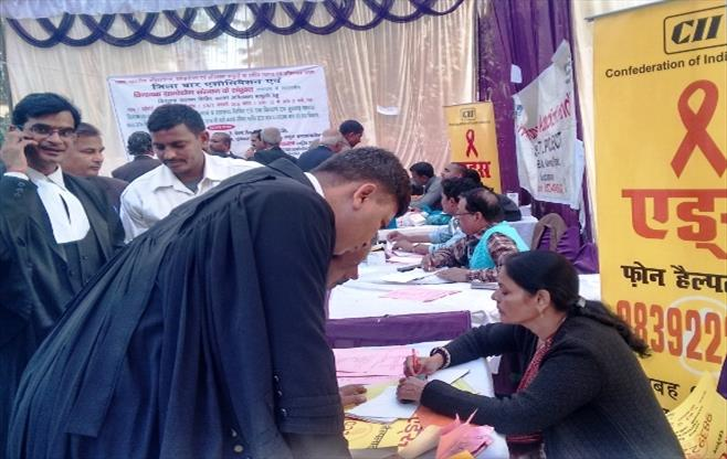 HIV/AIDS Counselling Camp