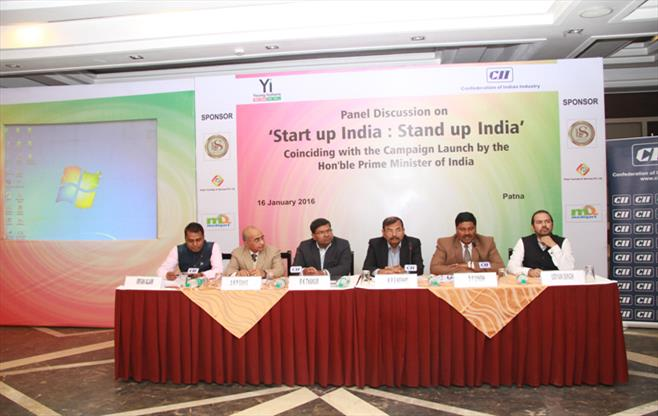Start Up India: Stand Up India
