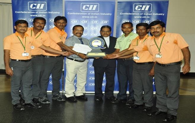 CII Andhra Pradesh Quality Circle Compe