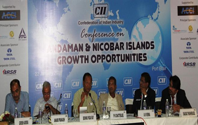 Conference on Andaman & Nicobar Islands
