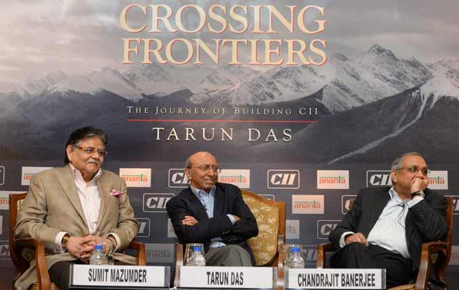 Session on Crossing Frontiers