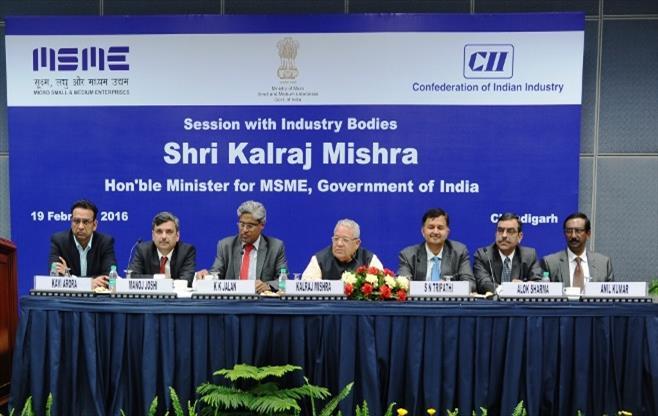 Session with Shri Kalraj Mishra