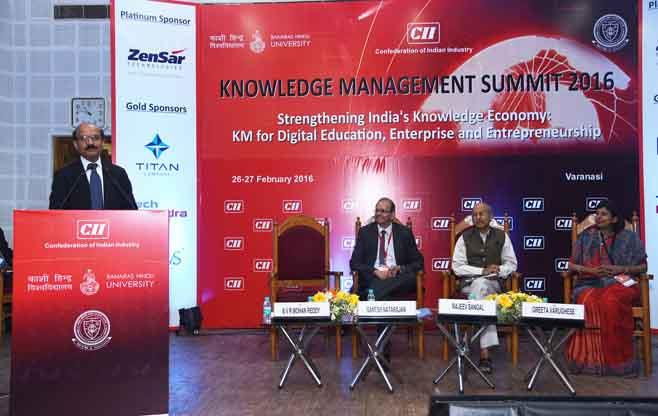 CII's Knowledge Management Summit 2016