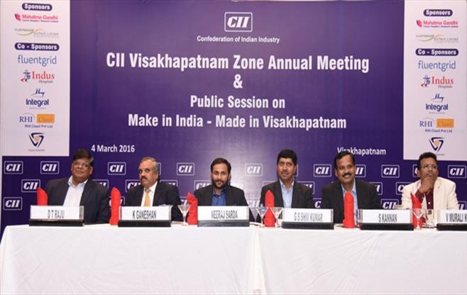 CII Vizag Annual Meeting
