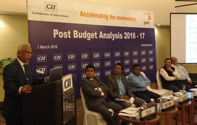Session on Post Budget Analysis 2016