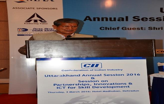 CII Uttarakhand Annual Session 2016