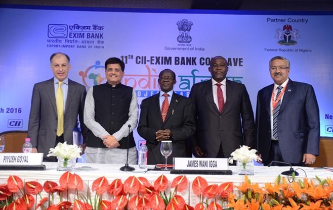 11th CII- EXIM BANK Conclave