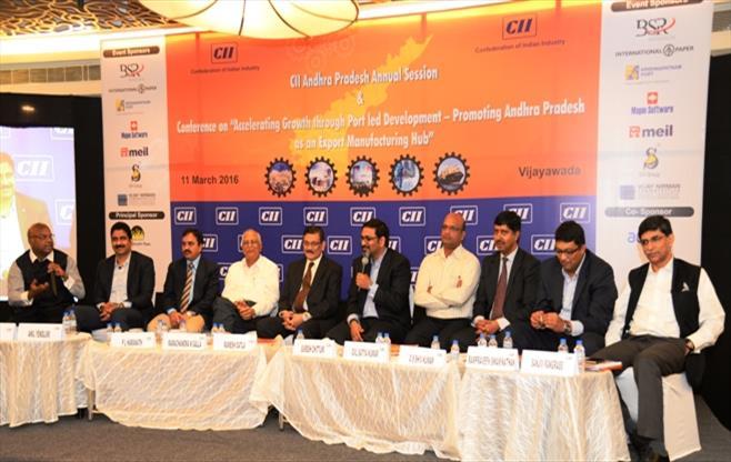 CII Andhra Pradesh Annual Session