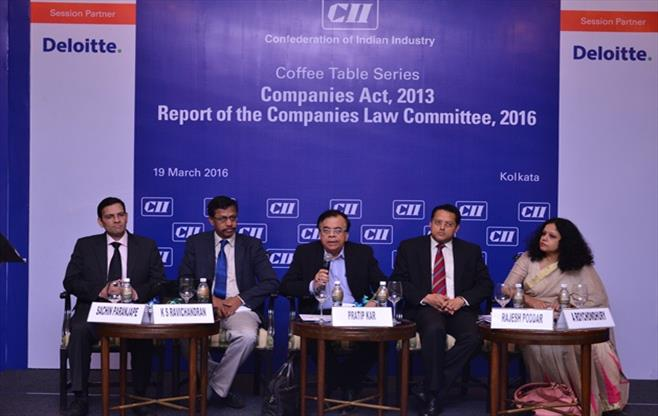 Coffee Table Series on Companies Act'13