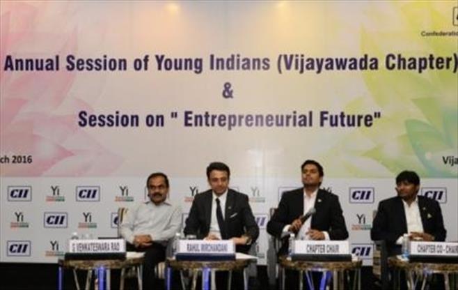 Yi Vijayawada Annual Meeting