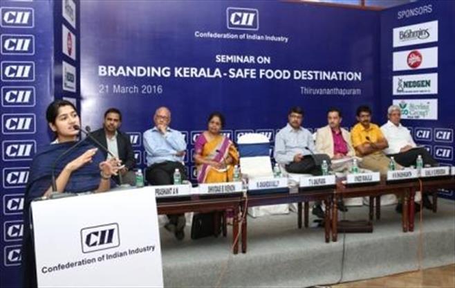 Seminar on Branding Kerala