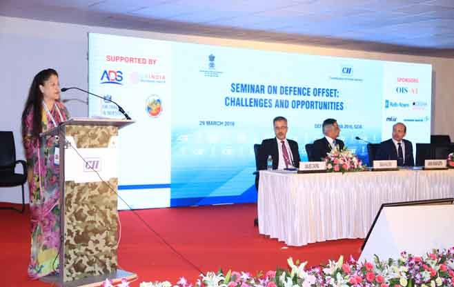 Seminar on Defence Offset
