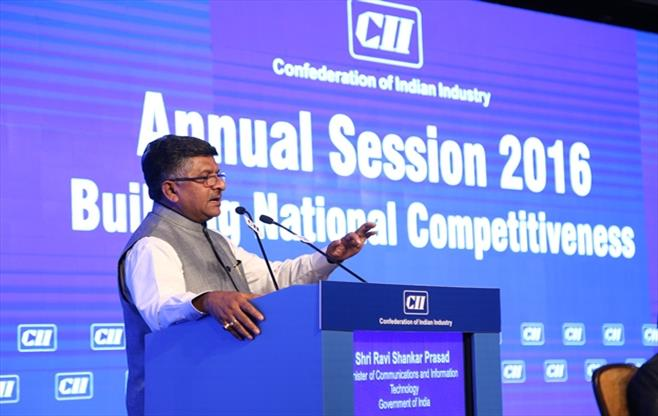 CII Annual Session 2016