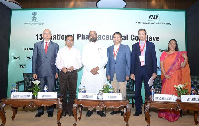 13th National Pharmaceutical Conclave