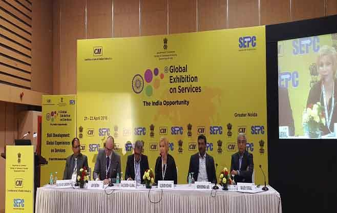 Session on Skill Development at the GES