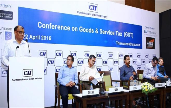 Conference on Goods & Service Tax (GST)