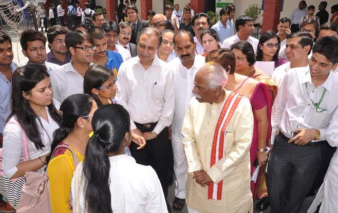 Launch of CII Model Career Centre- Gurugram and Job Fair
