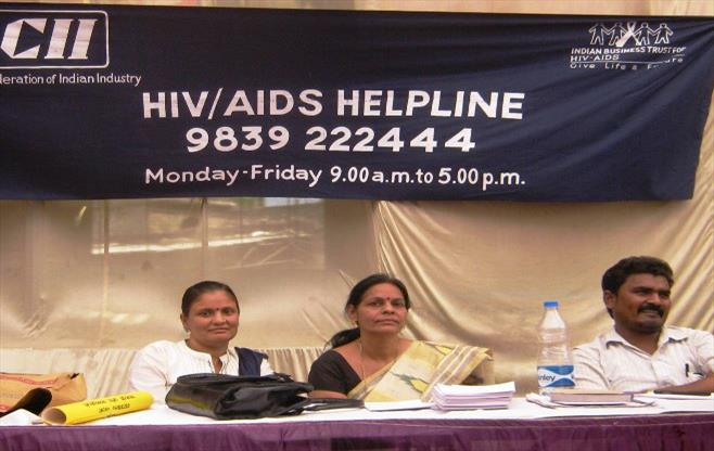 HIV/AIDS Health checkup Camp