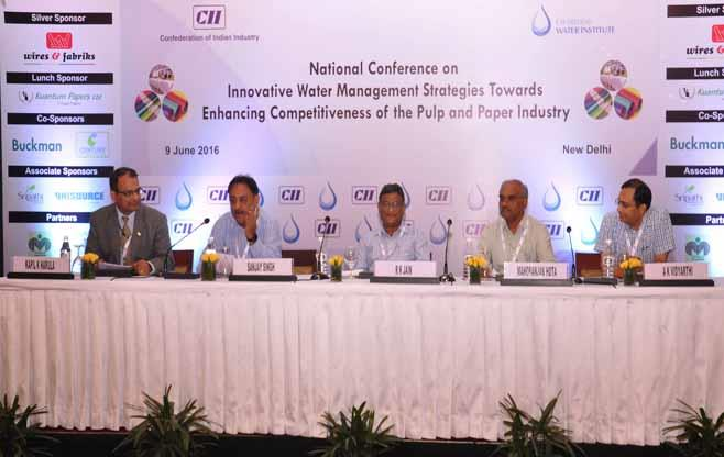 National Conference on Water Management