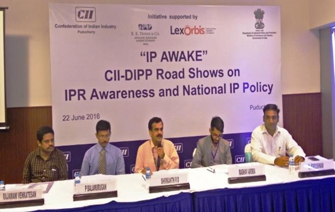 CII-DIPP Road Shows on IPR Awareness