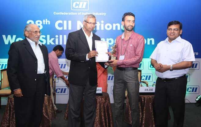 28 CII National WorkSkills Competition
