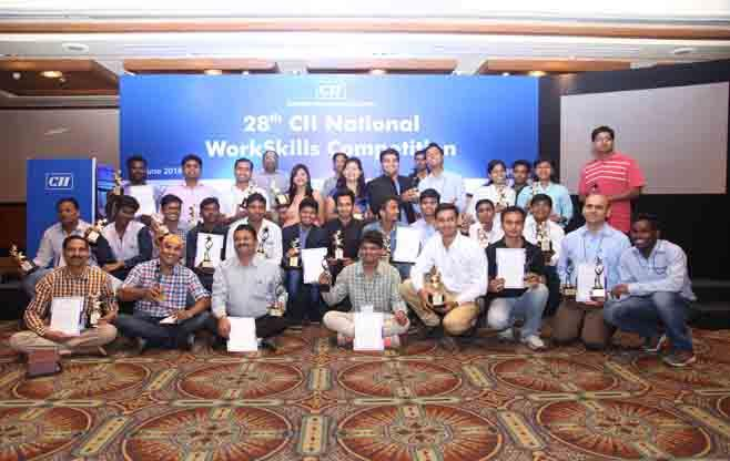 28 CII National WorkSkills Competition