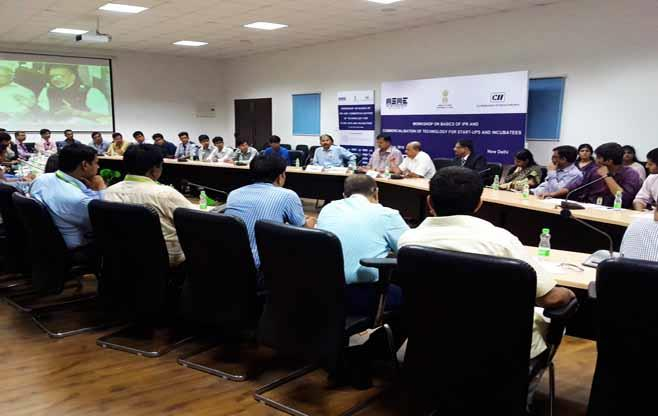Workshop on basics of IPR