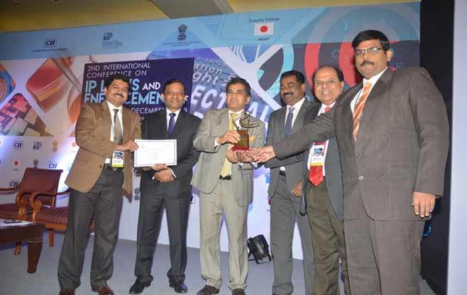CII Industrial IPR Awards 2015