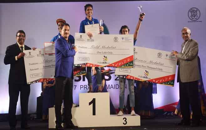 India Skills Competition 2016