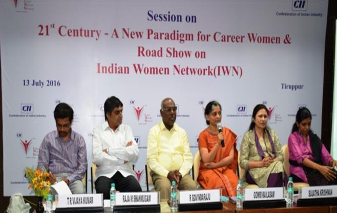 Road Show on Indian Women Network
