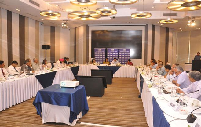 First meeting of the CII Associations Council (ASCON)