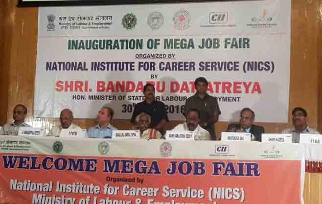 Mega Job Fair