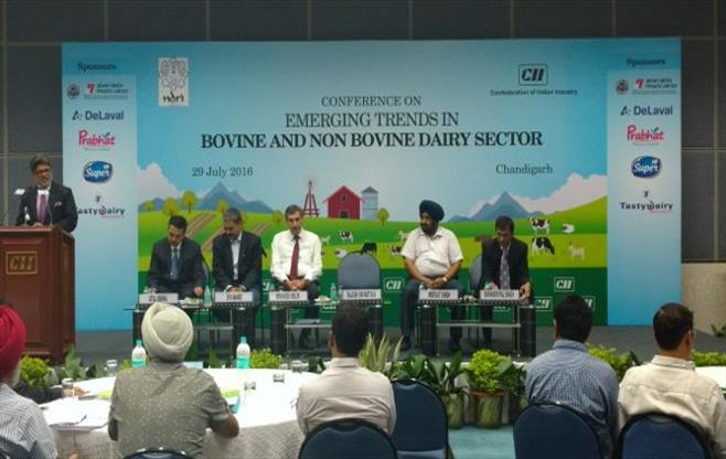 Emerging Trends in Dairy Sector