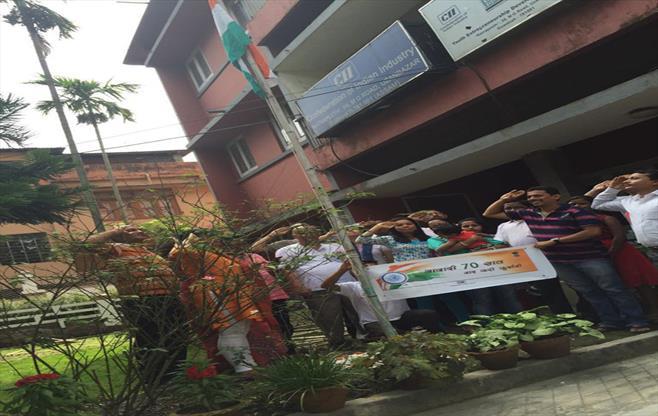 Independence Day celebration- Guwahati